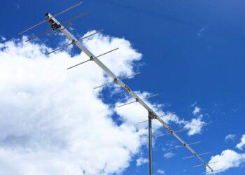 1.25 meter Antenna 220 225 Yagi Low Noise