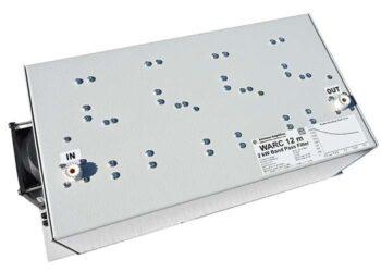 12 meter band pass filter - WARC 24.89 - 24.99 MHz