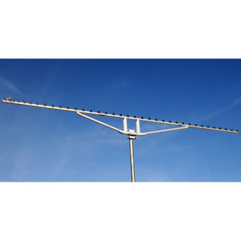 1296MHz-Super-Yagi-Antenna-Heavy-Duty-Construction-High-Winds-PA1296-36-3AUTHD-Lower-Support-Two-Stainless-Steel-Clamps-M8-1920