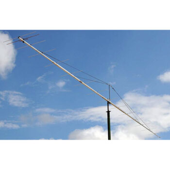 144MHz-Upper-Stack-Antenna-Lower-Connector-Extreme-Gain-Low-Noise-EME-Competition-Yagi-PA144-16-12DGP