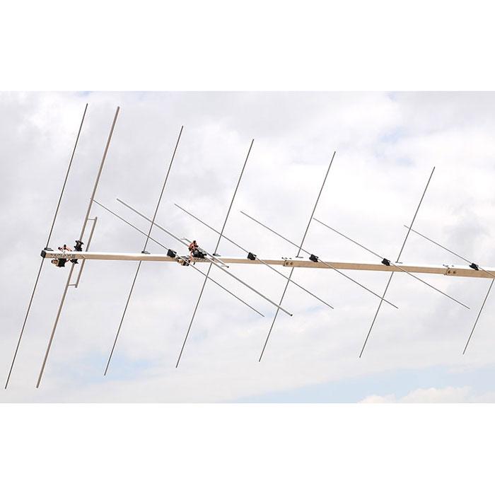 2 meter EME - Contest Expedition XPOL Yagi 24 Element Super Low Noise Antenna PA144-XPOL-24-7APL