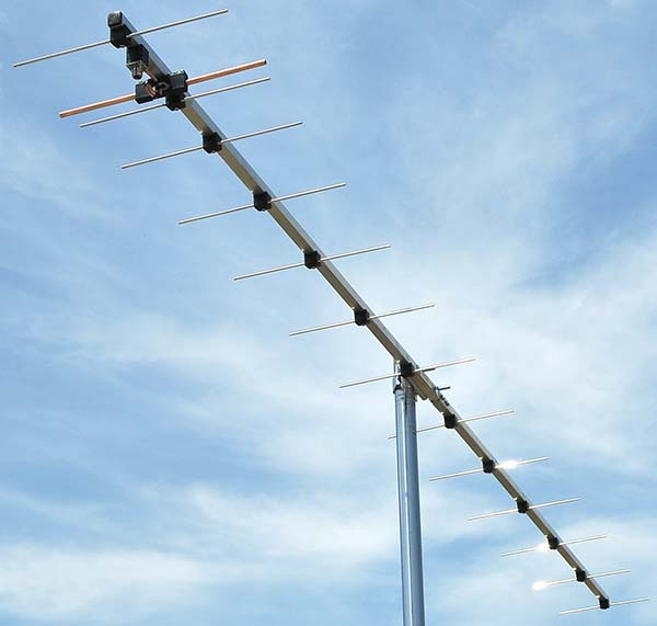 432 MHz Wide-band Yagi antenna 14 elements PA432-14-3B