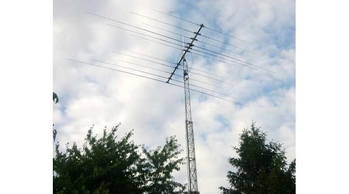 5 Band HF WARC Antenna 5B-11-5 at DF3LZ