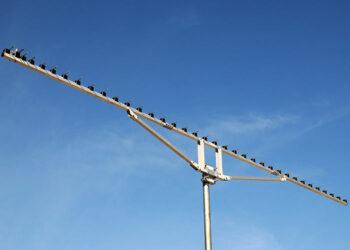 23 cm Antenna 1296MHz Yagi Low Noise