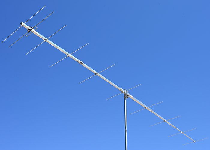 2 meter The Best EME Contest Portable Yagi Antenna-PA144-10-6AP Low Noise Q65 JT65