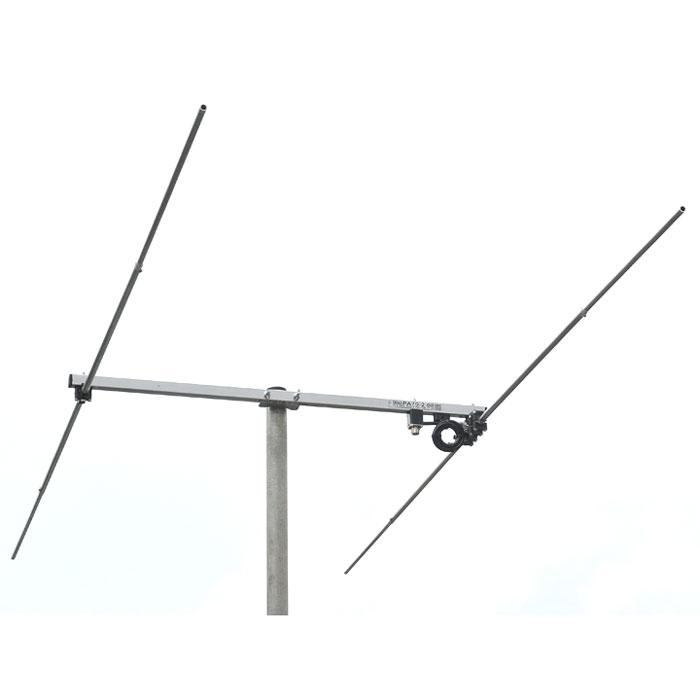 4Meter-70MHz-2Elements-Yagi-0400
