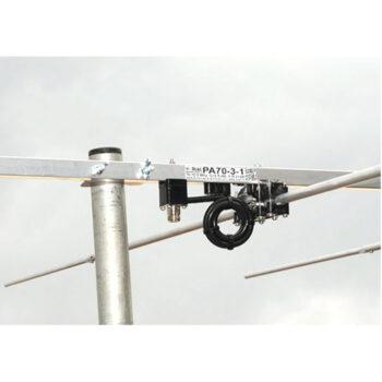 4m-70MHz-Yagi-Antenna-Balun-Connector-Dipole-View-0405