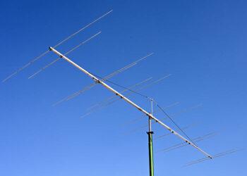 6 meter 4meter Dual-Band Yagi Antenna 50MHz 70MHz
