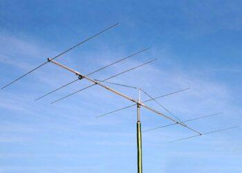 6 meter Yagi Antenna 6 elements