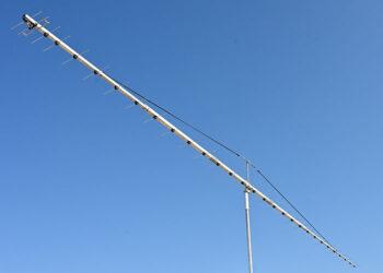 70 cm Low Noise Antenna