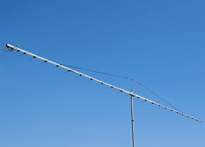 70 cm Antenna 432 - 434 Low Noise Yagi