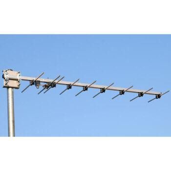 70cm-Extreme-Low-Q-Yagi-Antenna-Heavy-Duty-construction-Portable-Rear-Mount-PA432-9-1.2RAHD