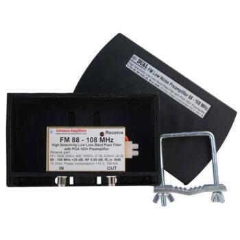 Low-Noise-FM-Preamplifier-88-108MHz-PGA103-6610