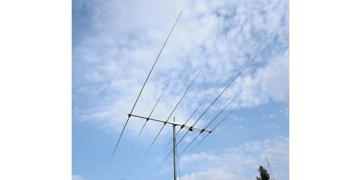 HF antenna monomabder duobander three bander and 5 bander