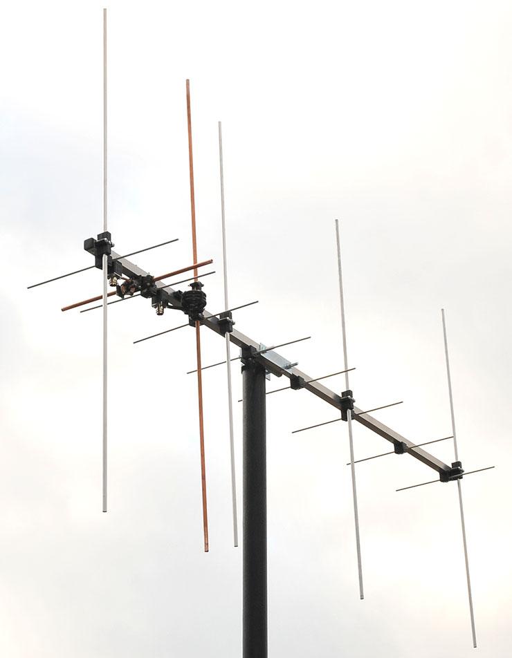 Satellite-Repeater-Antenna-PA144-432-14-1.5-CROSS-Duoband-Yagi
