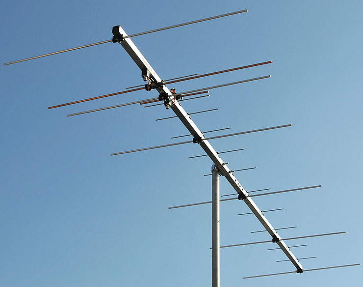 1kW-750W-2m-70cm-DualBand-Antenna-PA144-432-19-3-2C-Appearance
