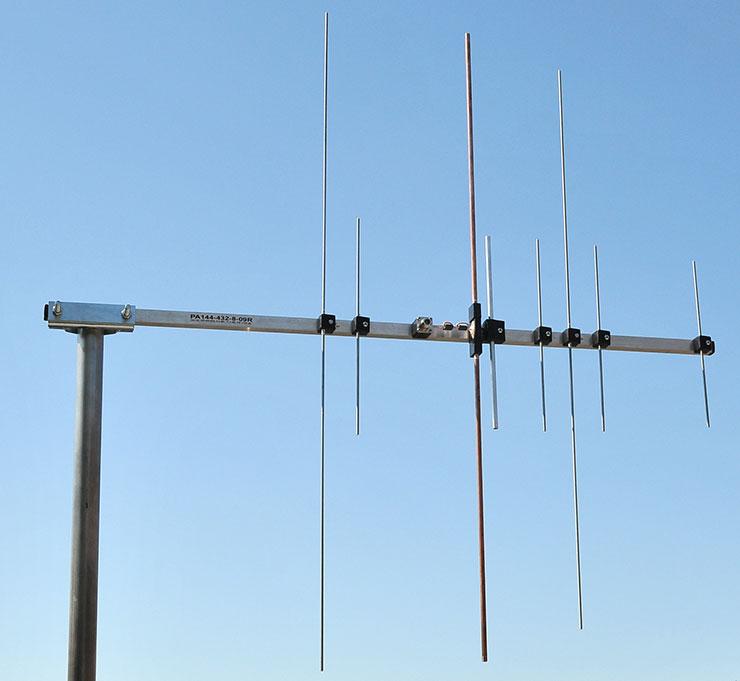PA144-432-8-09RV-common-connector-Vertical-Polarization