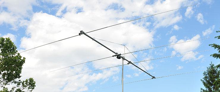 15m 4elements Antenna PA21-4-6HD Monobander