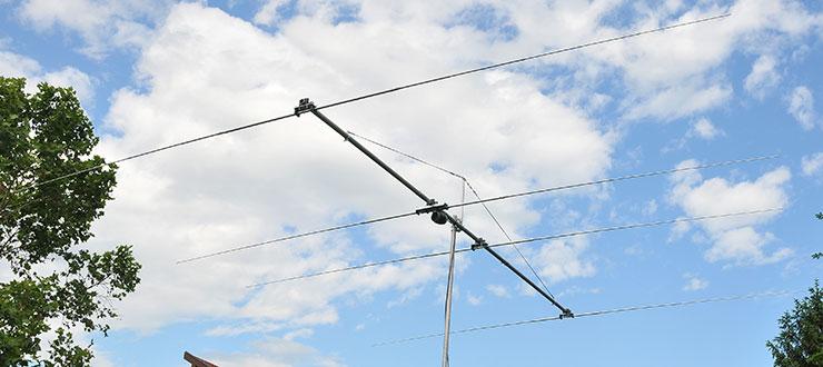 21MHz 4elements Antenna PA21-4-6HD Monoband Yagi