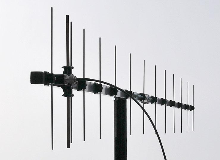 70cm-432MHz-Yagi-Antenna-Vertical-Polarization-PA432-14-3V