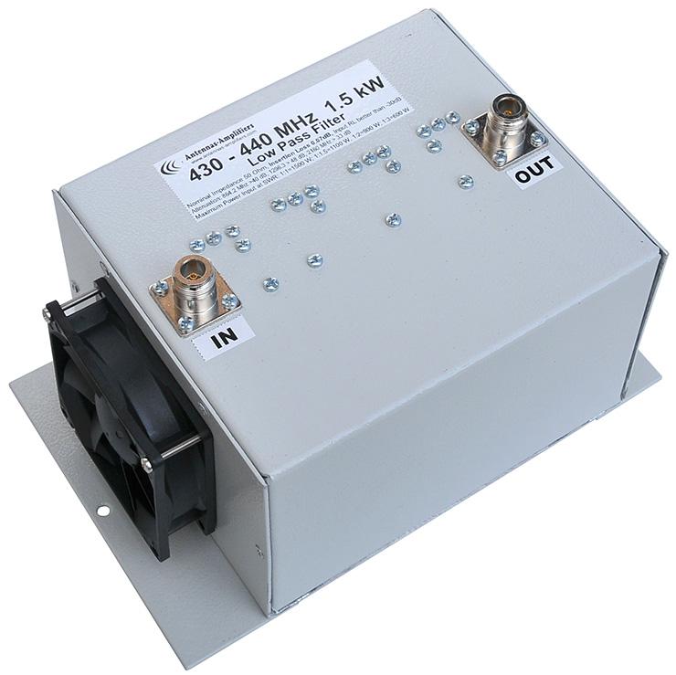 70cm-High-Power-Low-Pass-Filter-Low-Loss LPF
