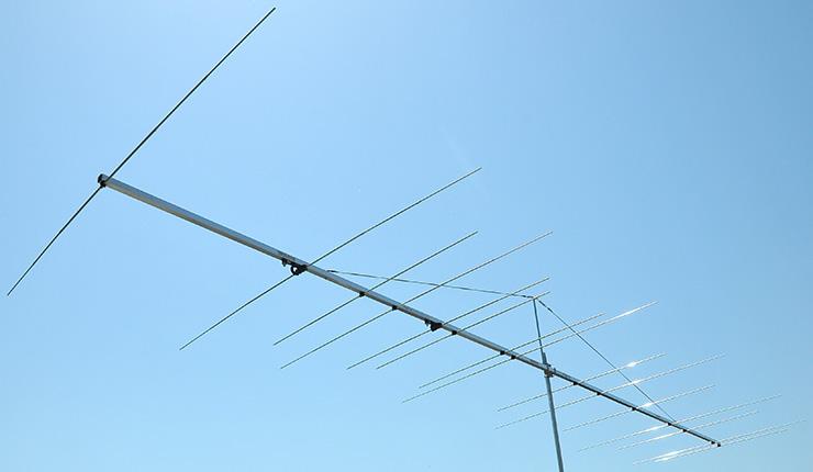 Two Band Yagi-Antenna-6m-4m-PA5070-15-9-2C-50MHz-and-70MHz