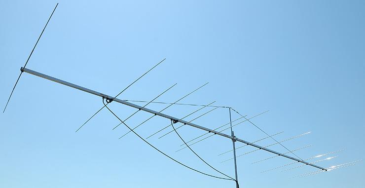 6m-4m-Super-Yagi-Antenna-PA5070-15-9-2C-Separate-Connectors-Input-Cables