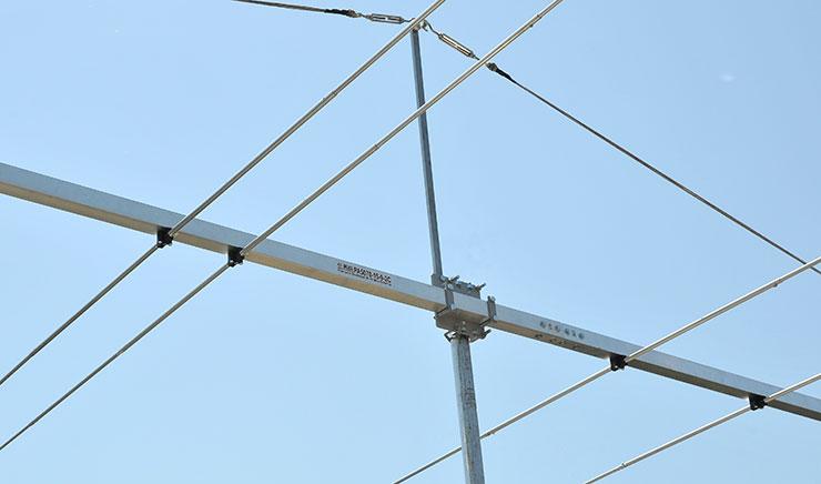 DualBand-Super-Yagi-Antenna-50MHz-70MHz-PA5070-15-9-2C-Bracket-Guy-Rope