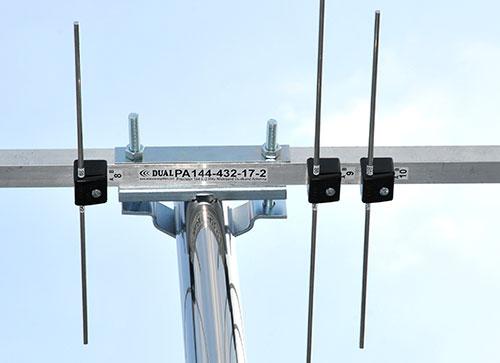 2m-70cm-Dual-Band-Antenna-PA144-432-17-2-Marking-Bracket