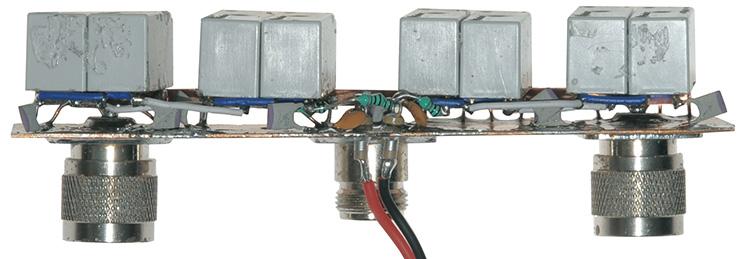 High-power-HV-relay-back