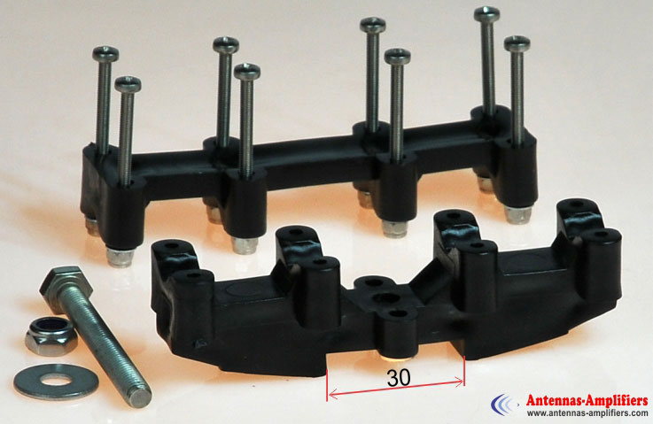 Dipole-Holder-Max-Air-Boom-30mm-UV-Resistant