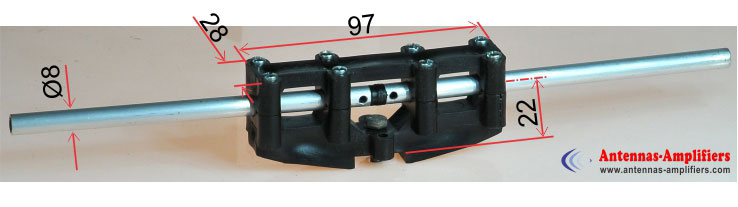Dipole-Holder-Max-Air-Element-OD8mm