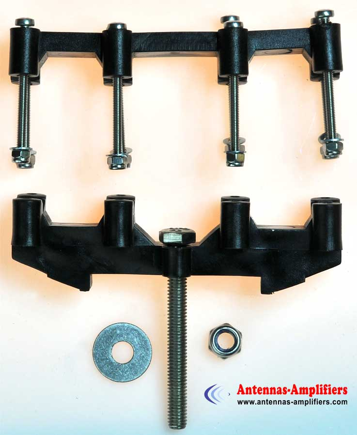Strong-UV-Resistant-Dipole-Holder-Max-Air-Boom-50mm-Front