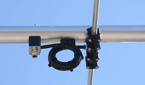 Dipole-Holder-Max-Air-12mm-Boom-OD40mm-50MHz-antenna