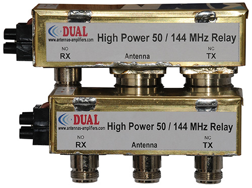 High-Power-Relay-144MHz-50MHz-2m-6m-N-7-16DIN-coonectors
