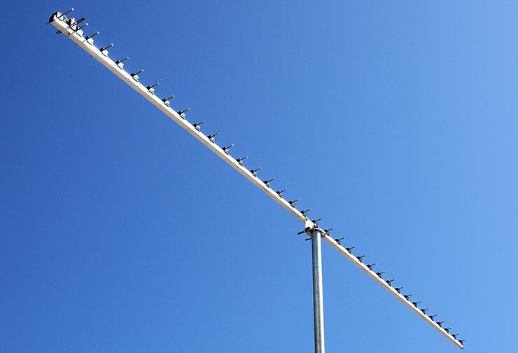 1296 MHz 23cm Winning Record Yagi Antenna 20.4dBi PA1296-36 3BUT