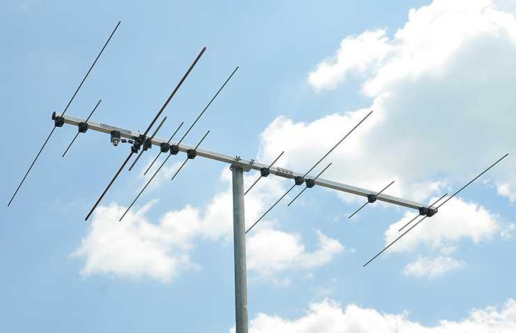 2m - 70cm Dualband Yagi Antenna PA144432-13-1.5A