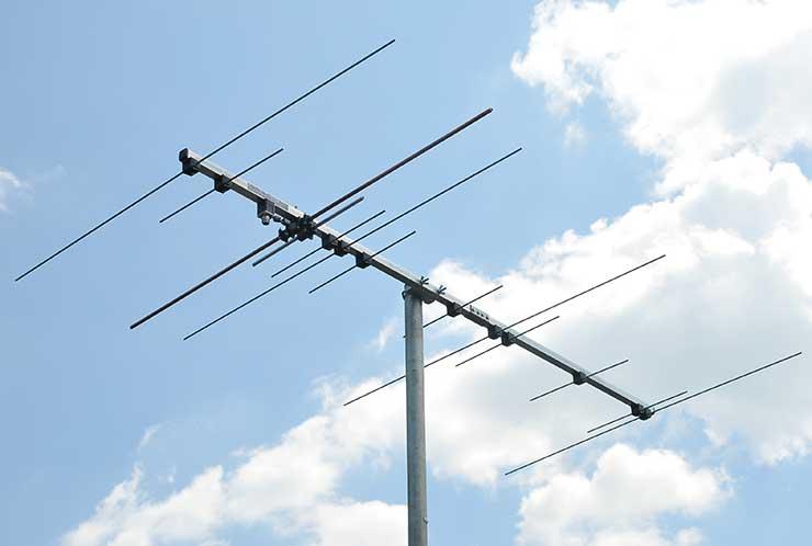 Excellent Portable Dual Band Yagi Antenna 2m 70cm PA144432-13-1.5A