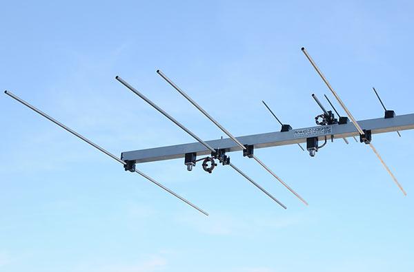 2m and 70cm Longest Dual Band Yagi Antenna PA144-432-37-7-2CBGP Dipoles View 2m and 70cm