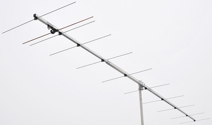 Portable 2meter Low-Noise-Antenna-PA144-11-6B