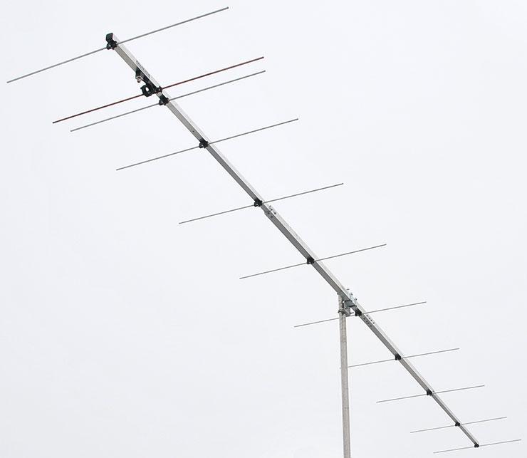 2m Low-Noise-EME-Antenna-PA144-11-6B portable