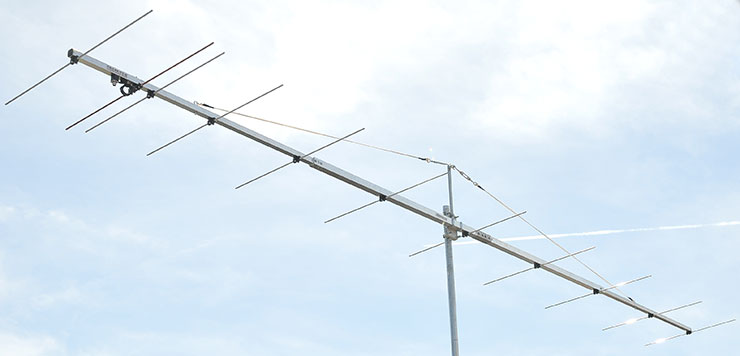 2 meter Low Noise Contest Antenna PA144-11-6BG