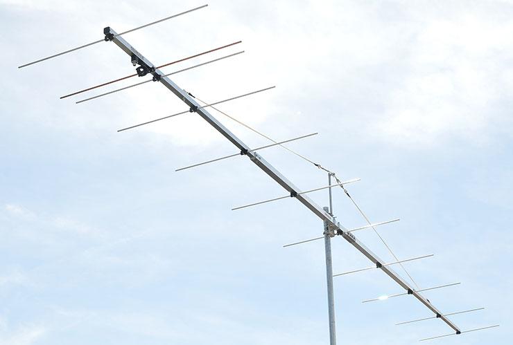 2 meter 144MHz Contest EME Low Noise Yagi Antenna
