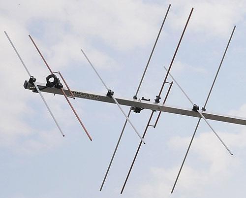 2m XPOL Antenna Dipoles PA144-XPOL-16-4.5