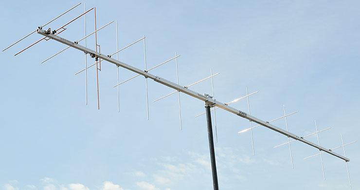 2 meter 144mhz-cross-plus-yagi-terrestrial-contest-eme-antenna-low-noise