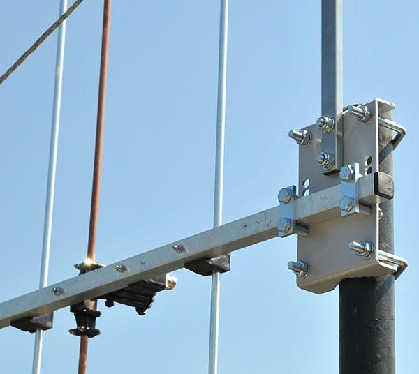 2m Rear-Mount-antenna-Bracket-View-PA144-6-2RV