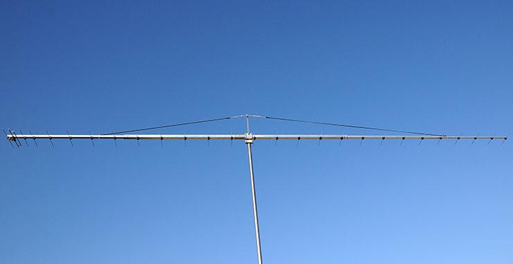 70cm Super Yagi Antenna PA432-26-7BGP Low Noise