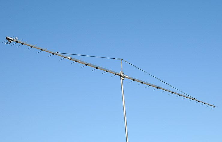 70cm 432-434MHz World Best GT Low Noise Yagi Antenna PA432-26-7BGP