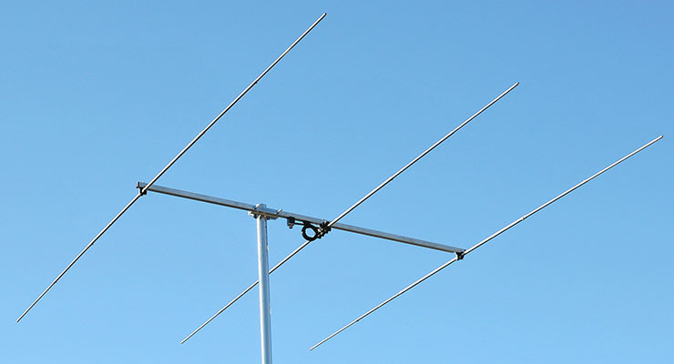 6m 3elements Portable Stack Yagi Antenna PA50-3-1.5B