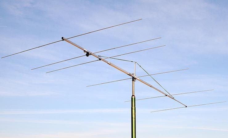 6m Sturdy Construction Low Noise Yagi Antenna 6el PA50-6-6BG Magic Band